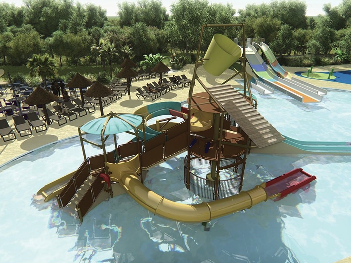 Adventure Parks of the Vendee